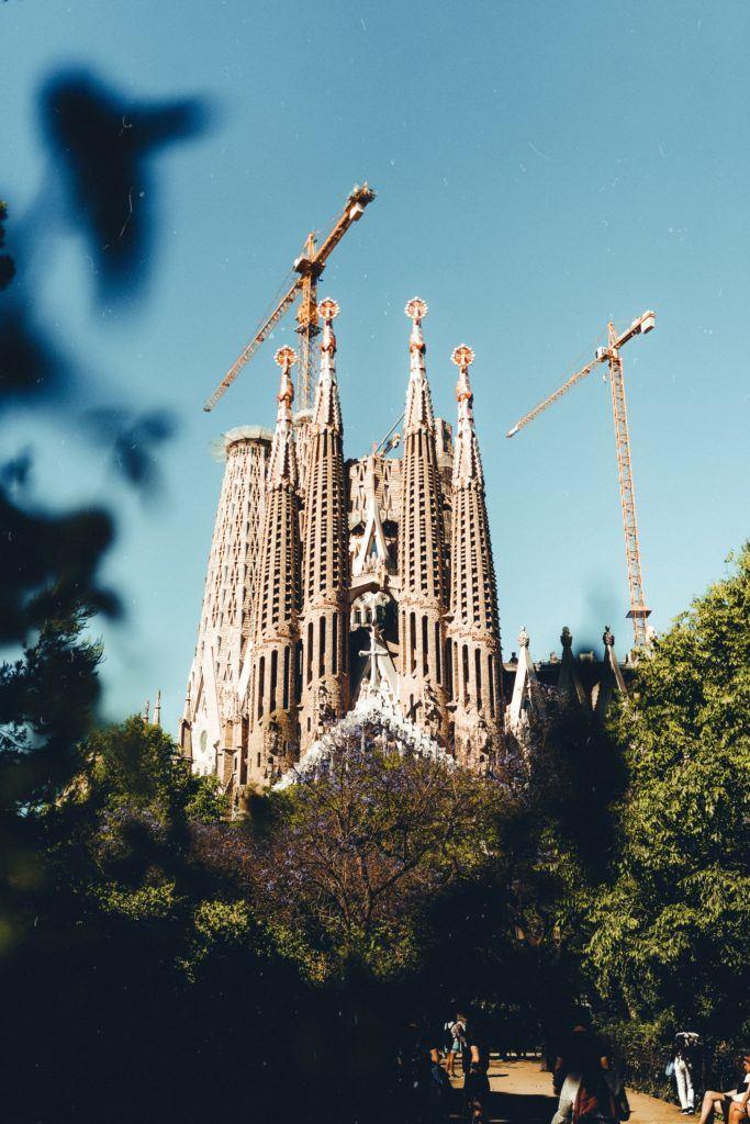 Sagrada Família in Barcelona