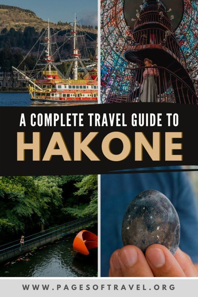 This 2-day Hakone itinerary includes a number of Hakone attractions such as Owakudani, Hakone Shrine, the Hakone Open-Air Museum and Yunessun Spa where you can bathe in your favorite beverages! It also includes information about the Hakone Freepass, transportation, and restaurants in Hakone.