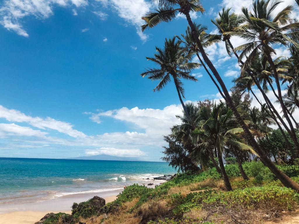 Charley Young Beach in Kihei, Maui