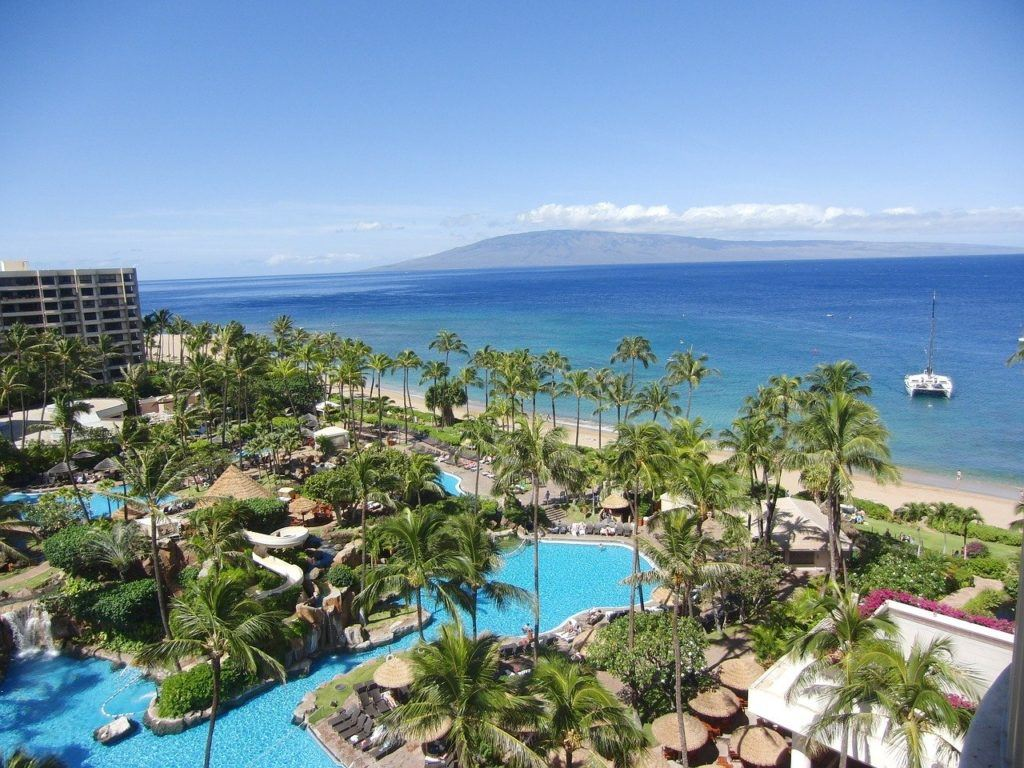 Resort in Maui