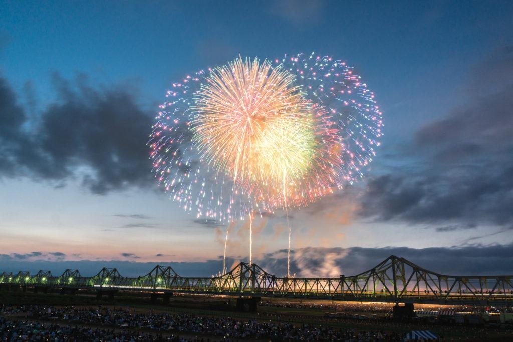 Nagaoka Fireworks Festival - Nagaoka Hanabi Matsuri