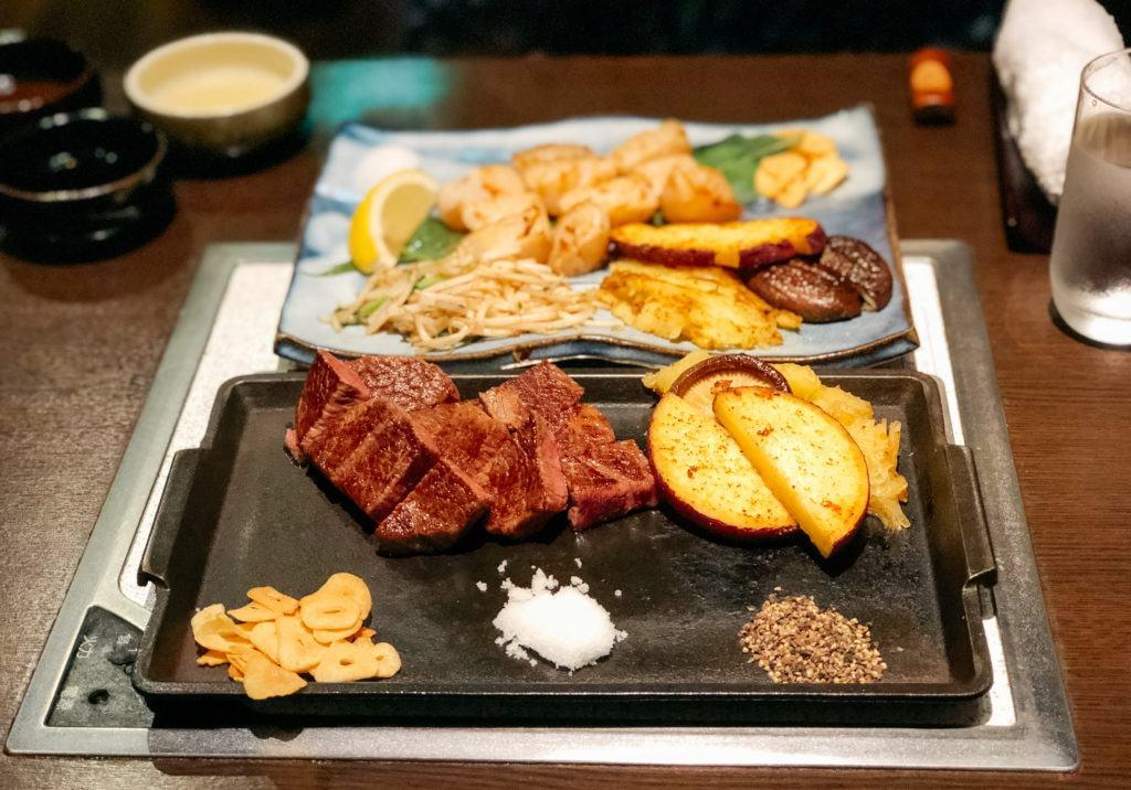 A5 Kobe Beef from Mouriya in Kobe