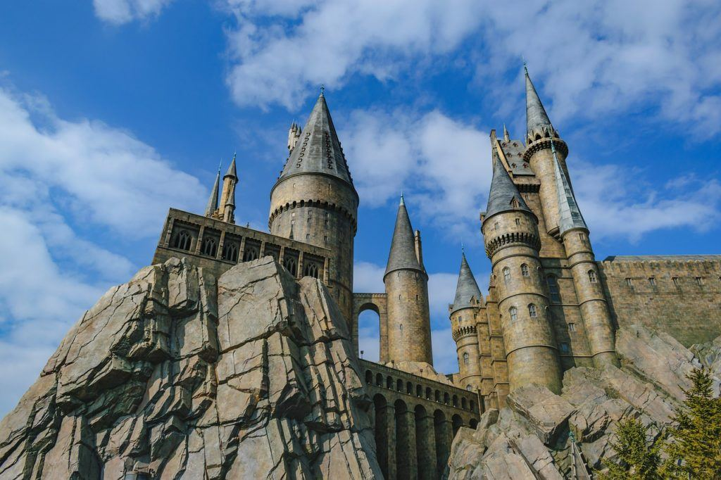 Harry Potter World at Universal Studios Japan in Osaka - Japan bucket list