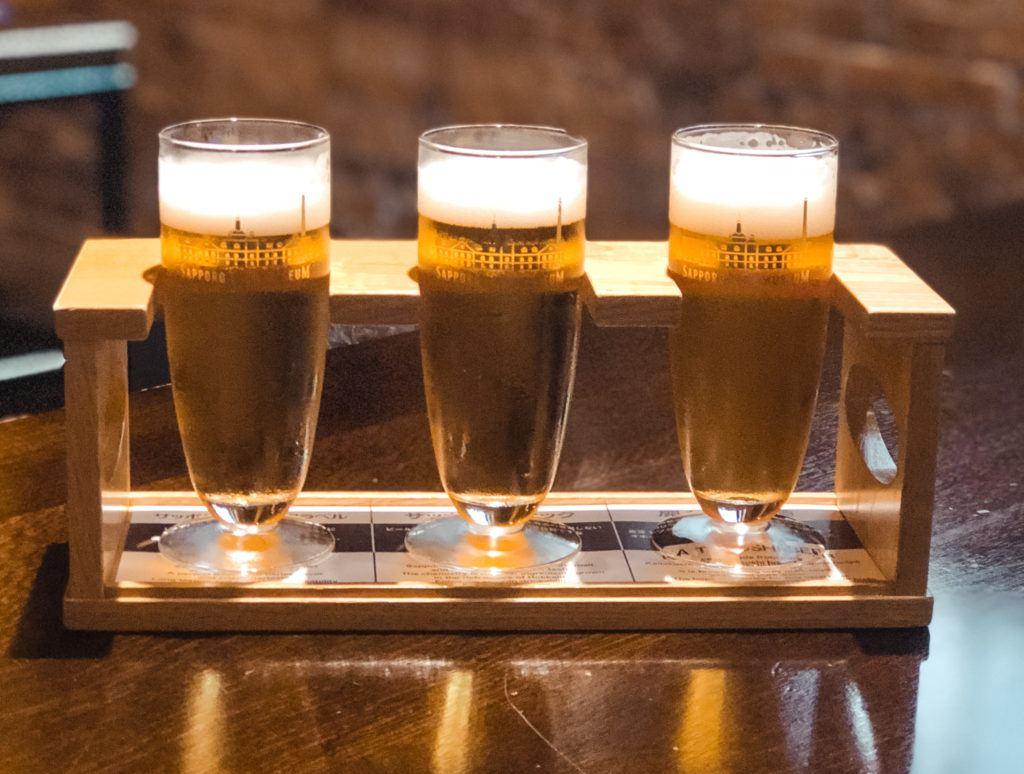 Sapporo Brewery in Hokkaido