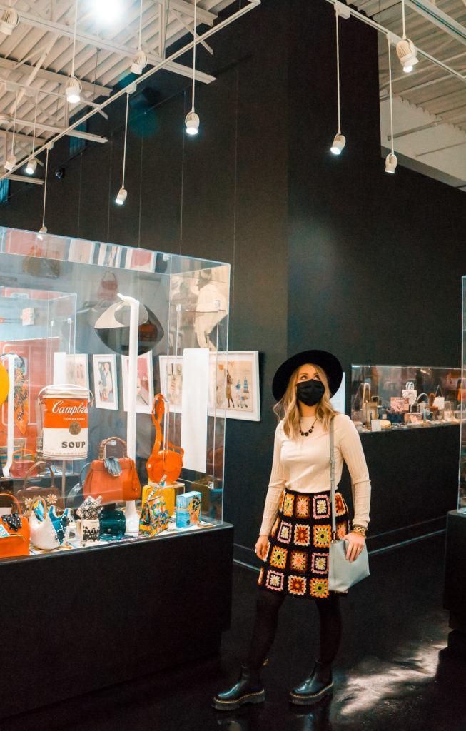 Esse Purse Museum in Little Rock