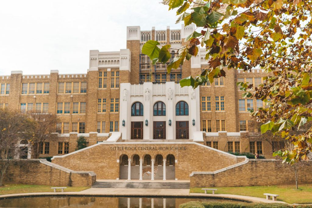 Little Rock Central High School - things to do in Little Rock