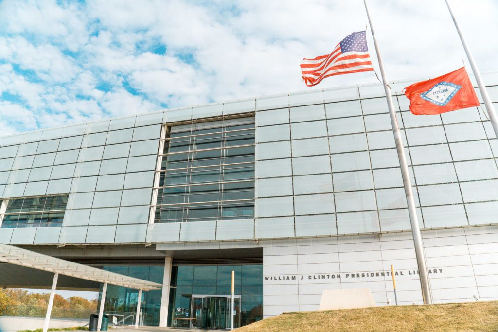 William J. Clinton Presidential Library in Little Rock - things to do in Little Rock