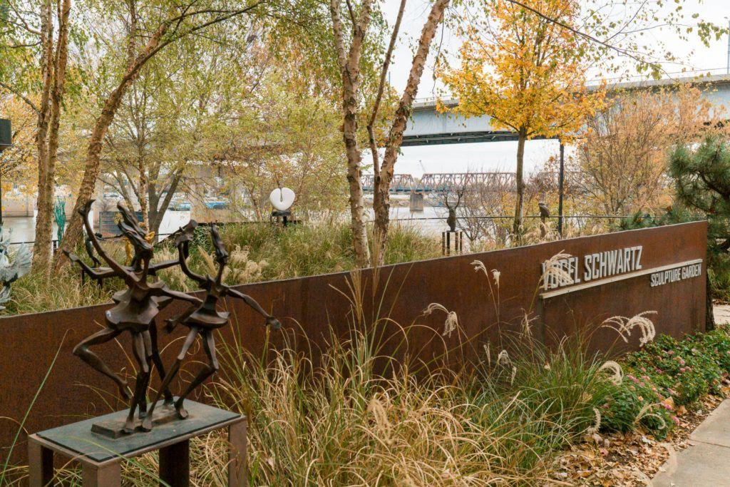 Vogel Schwartz Sculpture Park in Little Rock - unique things to do in Little Rock