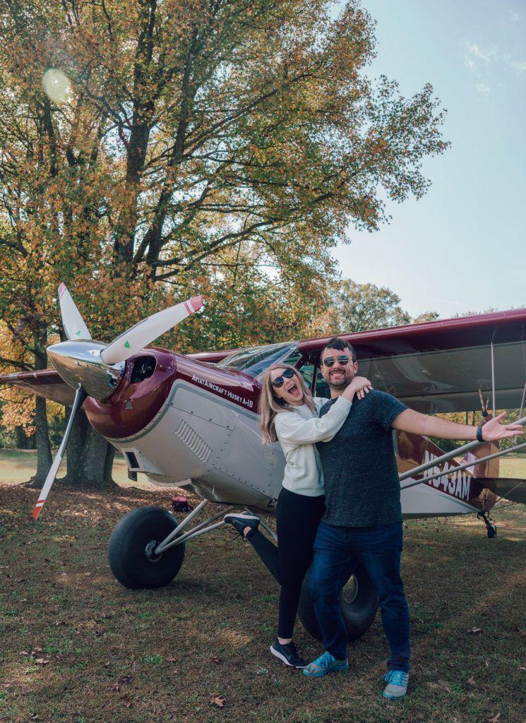 Backcountry Aviation from Thaden Fieldhouse in Bentonville, Arkansas