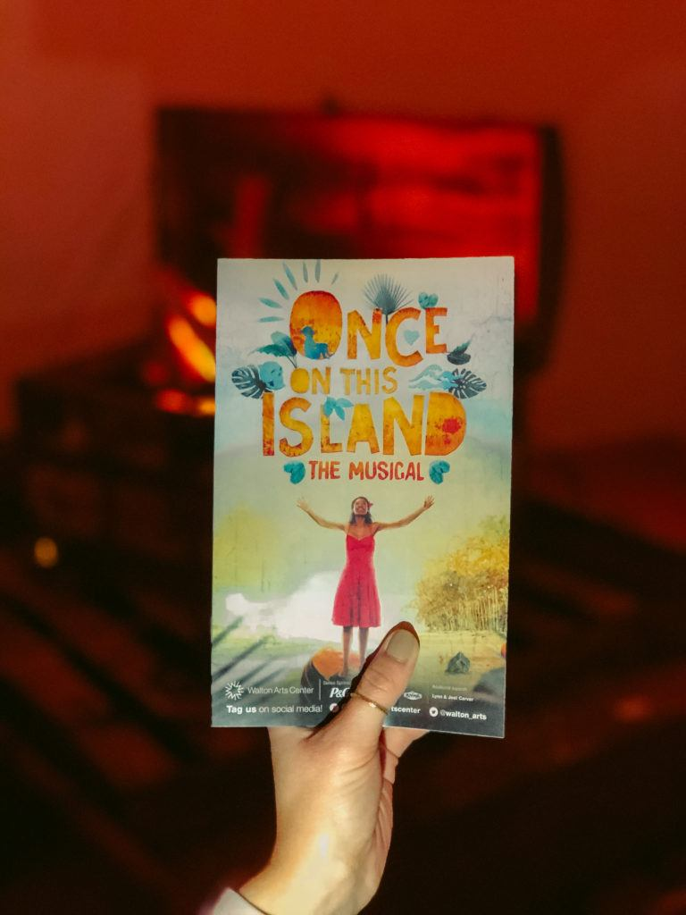 Once on This Island at the Walton Arts Center - things to do in Fayetteville, AR