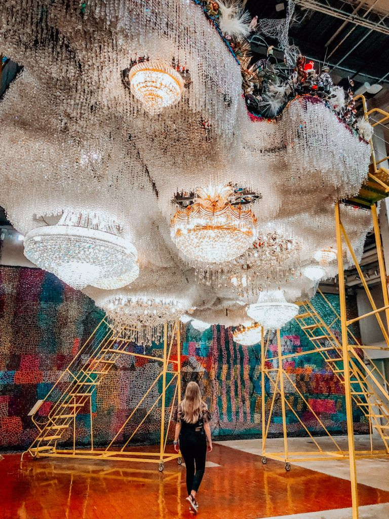 Nick Cave: Until Exhibit at The Momentary in Bentonville - Things to do in Bentonville, AR