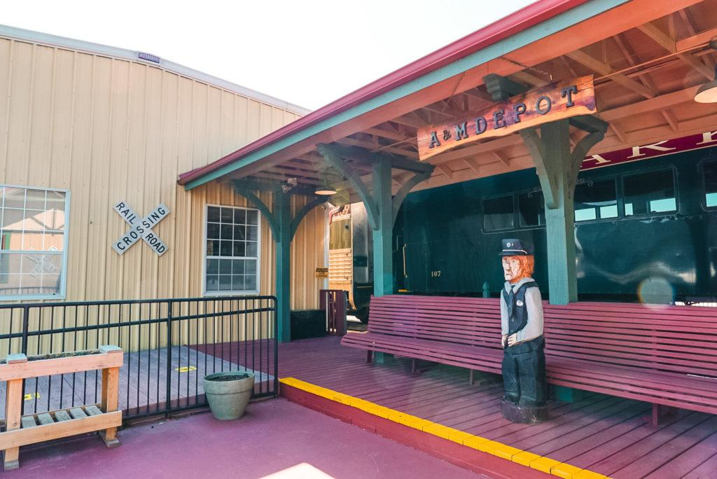 Arkansas Missouri Railroad - things to do in Springdale, AR