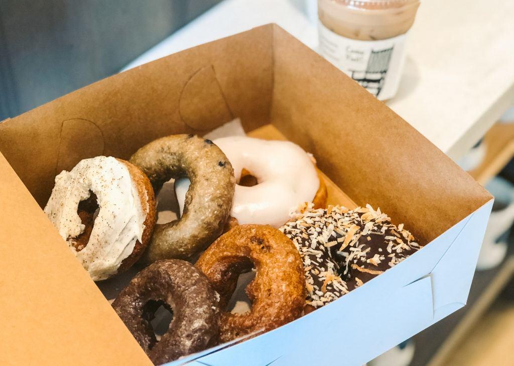 Der Dutchman donuts in Sarasota, Florida - best restaurants in Sarasota