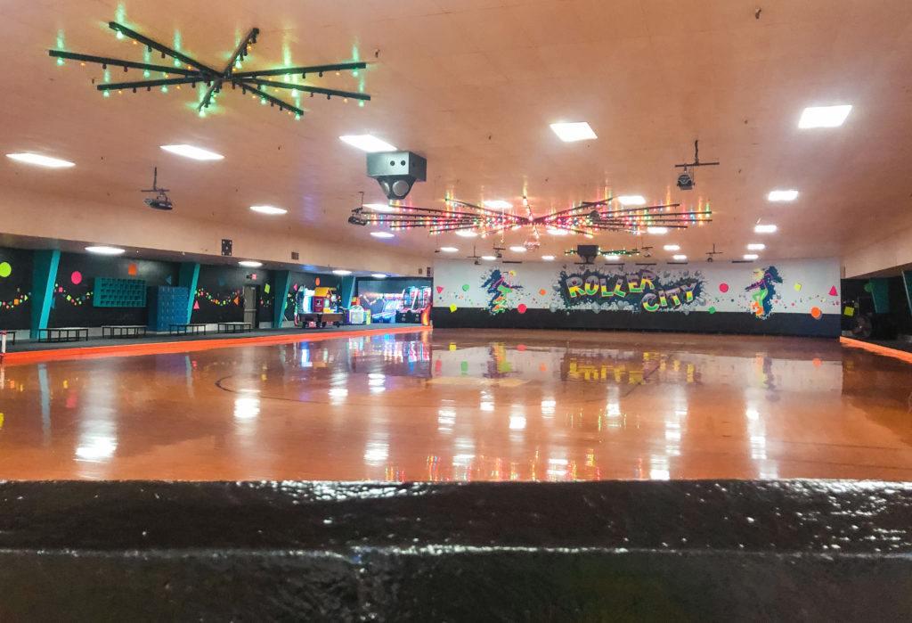 Roller City Skate Rink in Springdale, AR