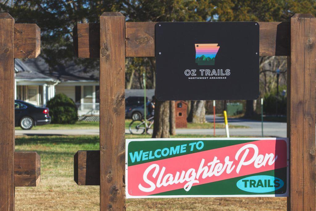 Slaughter Pen Trail - things to do in Bentonville, Arkansas