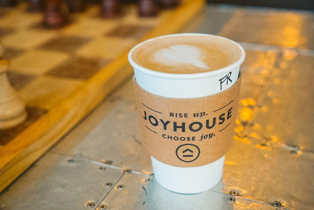 Coffee from Joyhouse Coffee in Cave Springs, Arkansas - best coffee shops in Northwest Arkansas