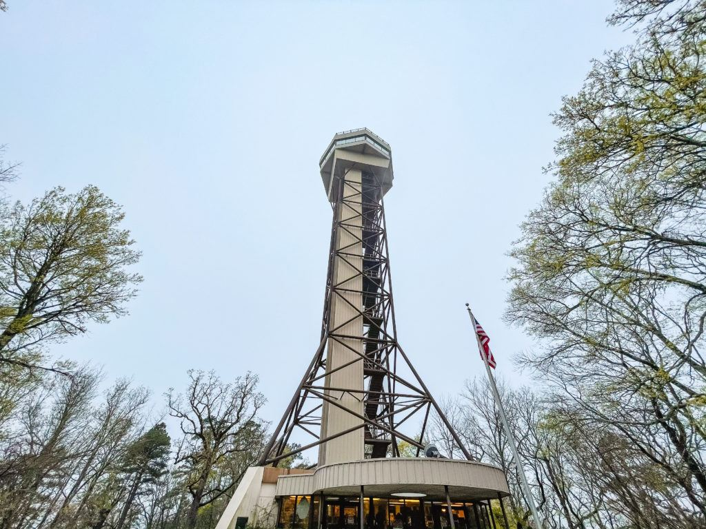 Hot Springs Mountain Tower