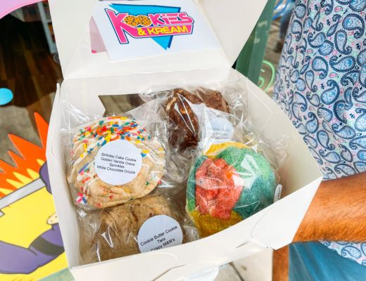 Variety of cookies from Kookies & Kream in Sarasota, Florida - Sarasota desserts